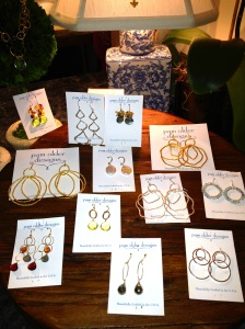 Pam Older Designs Handmade Jewelry at The White Lilac
