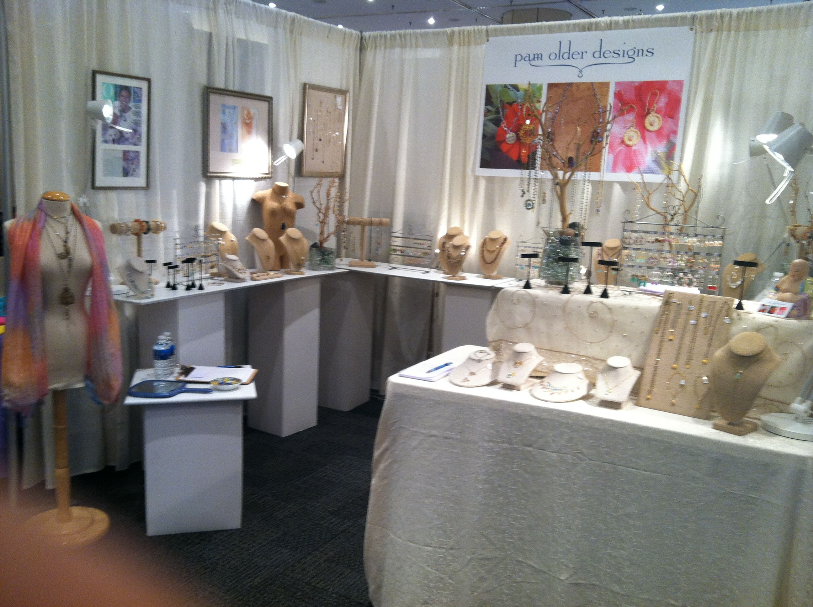 Jewelry Trade Show Booth Design