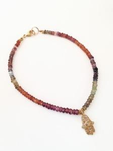 bracelet_hamsa_tundra sapphires