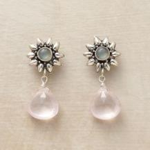 Labradorite and pink will look fabulous with gray the big color for Fall 2015.